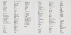 1982-倾诉-1997版CD-歌词
