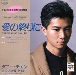 1984RTell me日本版未发售版本-封面