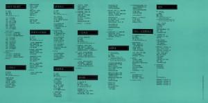 1989 一生何求-黑胶-歌词-A面