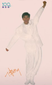 1989年100分雜誌-陳百強十周年演唱會Poster_yyfixed