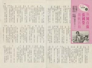 1983 與陳百強張國榮揚帆出海 ≡^I^≡