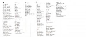 1988 DMI 无声胜有声港版磁带-歌词