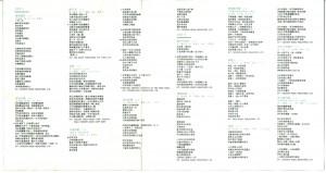 1989港版磁带我的所有