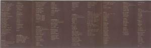 1991港版磁带只因爱你歌词